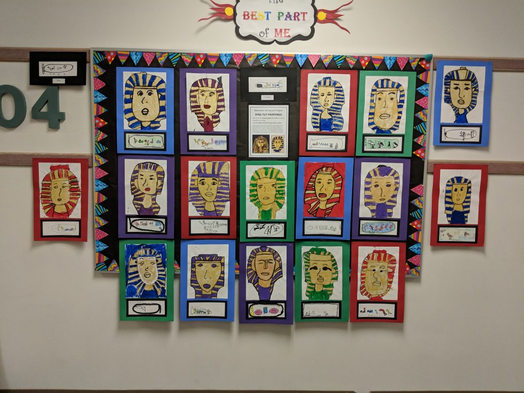 Elements Of Art Docent Projects